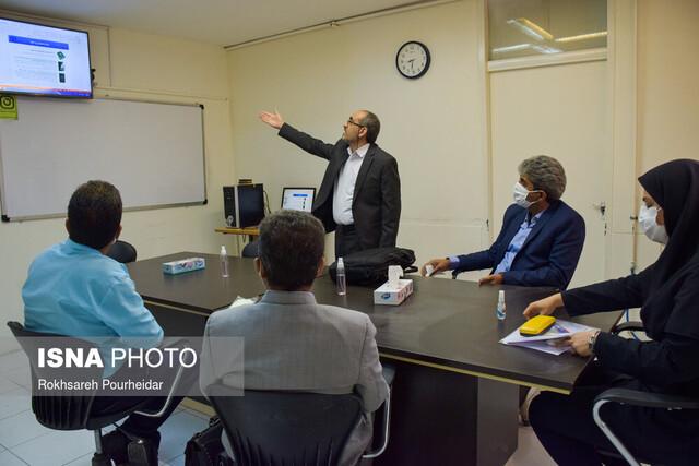 ارزیابی شایستگی عمومی مدیران استان اصفهان